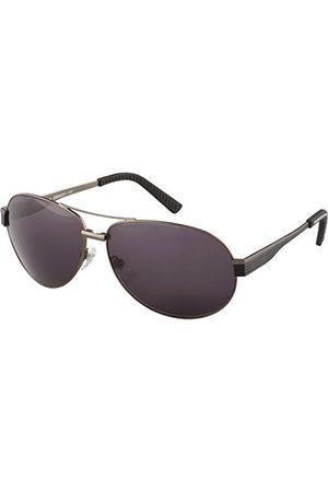 Burgmeister Męskie okulary przeciwsłoneczne SBM201-111 Aviator, - Silver - jeden rozmiar