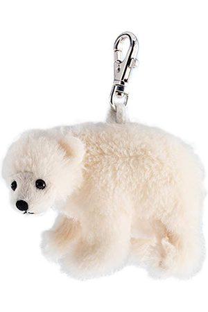 Schaffer Knuddel mich! Schaffer 236 pluszowy breloczek do kluczy niedźwiedź polarny Iluk