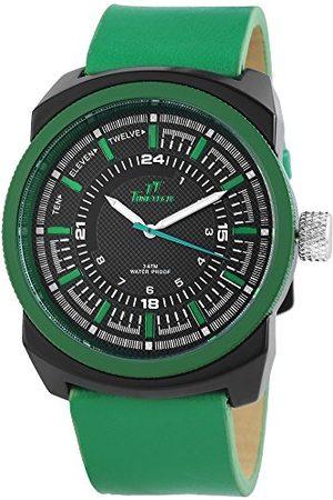 Shaghafi Męski zegarek na rękę XL analogowy kwarcowy różne materiały 227476500010