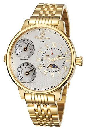 Burgmeister BM309-289 XXL męski zegarek kwarcowy Montana