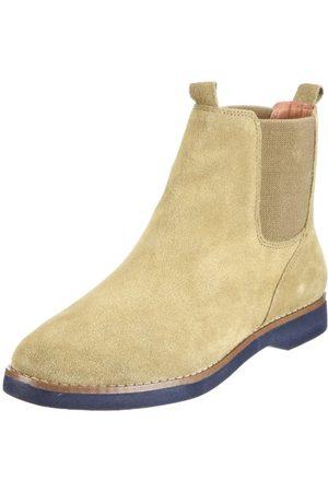 flip*flop Damskie buty William Chelsea, zielony - Olivia - 39 eu
