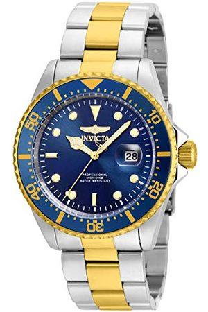 Invicta 22058 Pro Diver męski zegarek na rękę ze stali nierdzewnej kwarcowy tarcza