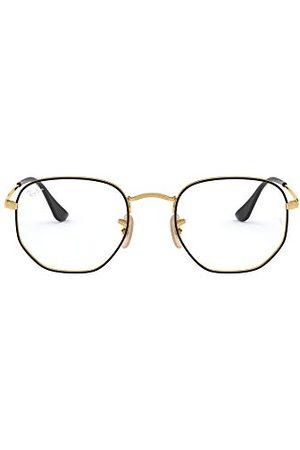 Ray-Ban RAY BAN męskie okulary do czytania, czarne, 51