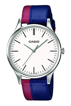 Casio Collection męski zegarek na rękę MTP-E133L bransoletka be?owy/
