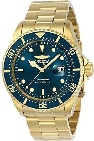 Invicta 23388 Pro nurek męski zegarek na rękę ze stali nierdzewnej kwarcowy niebieska tarcza
