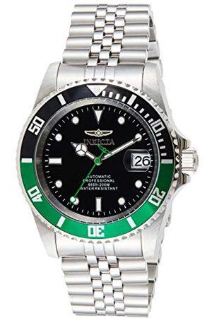 Invicta Męski analogowy klasyczny automatyczny zegarek z paskiem ze stali nierdzewnej 29177