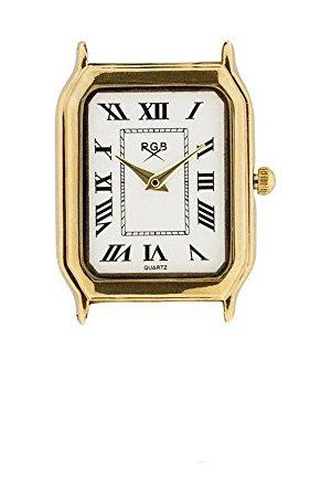 Rich Gone Broke Unisex analogowy zegarek kwarcowy bez paska GDCASE