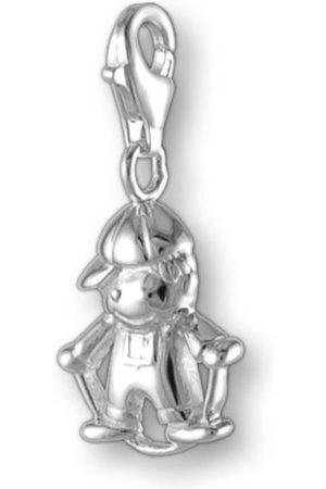 Melina Damski charms wisiorek dziecko ze sznurkiem, srebro wysokiej próby 925 1800535
