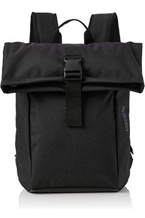 Bree Unisex PNCH 92 torba na ramię, czarna (czarna), 12 x 42 x 36 cm