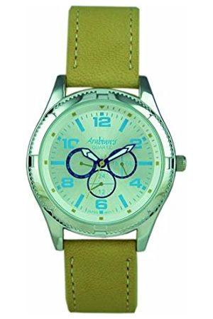 ARABIANS Męski analogowy zegarek kwarcowy ze skórzanym paskiem DBP221CM