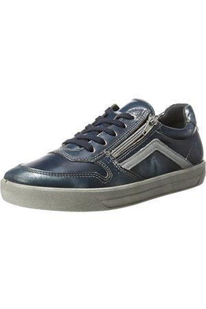 Ricosta Dziewczęce buty sportowe Ava, - Blau Reef - 38 EU