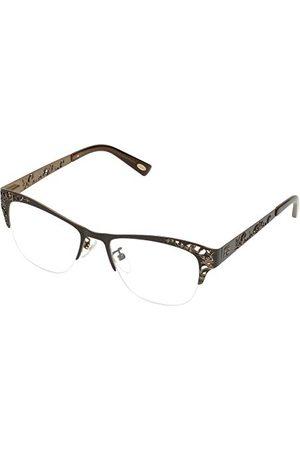 Loewe Unisex dla dorosłych VLW444M510I62 oprawki okularów, złoto (Shiny Bronze), 55