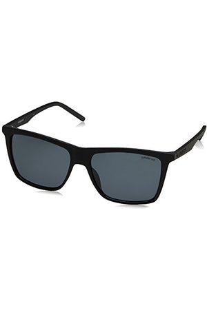 Polaroid Męskie okulary przeciwsłoneczne PLD 2050/S M9, czarne, 55