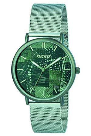 Snooz Męski analogowy zegarek kwarcowy z bransoletką ze stali szlachetnej Saa1042-77