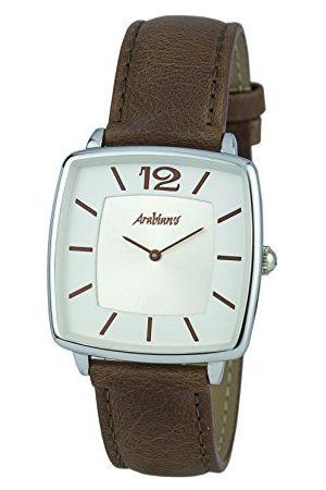 ARABIANS Męski analogowy zegarek kwarcowy ze skórzanym paskiem HBA2245M