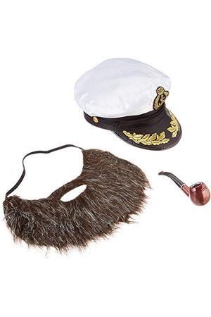 Leg Avenue A282622101 kapelusz Panama, męski (Multicolor), (rozmiar producenta: One sizeUk 6-12)