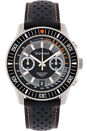 Gigandet G7-004 – zegarek dla mężczyzn, skórzany pasek