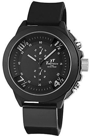 Shaghafi Męski analogowy zegarek kwarcowy z kauczukowym paskiem 22747100009