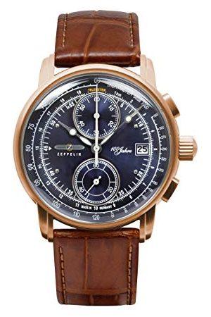 Zeppelin Dorośli unisex zegarek analogowy 1