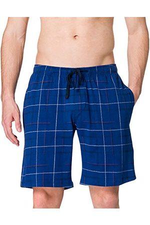 Schiesser Męska mieszanka + Relax bermudy dolna część piżamowa