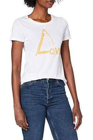 Mavi Love Printed Tee t-shirt damski