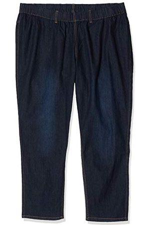 Ulla Popken Duże rozmiary damskie Slim Skinny Jeans ze szlufkami na pasek 69805594