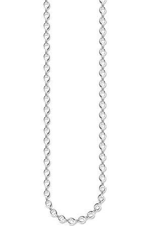 Thomas Sabo X0091-001-12-LL łańcuszek męski bez wisiorka, srebro wysokiej próby 925