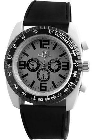 Time Tech TimeTech męski zegarek na rękę XL analogowy kwarcowy różne materiały 22722150001