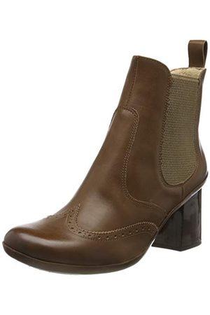 Neosens Damskie buty S3052 Restored Skin Cuero/Marsanne z krótką cholewką, - Braun Cuero Cuero - 40 EU