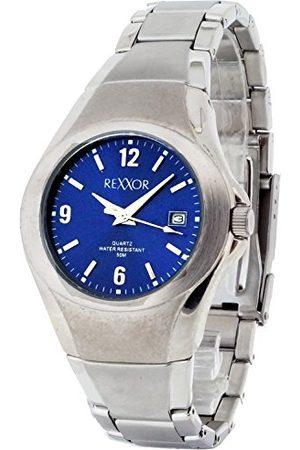 Rexxor Męski zegarek na rękę analogowy kwarcowy 242-7105-98