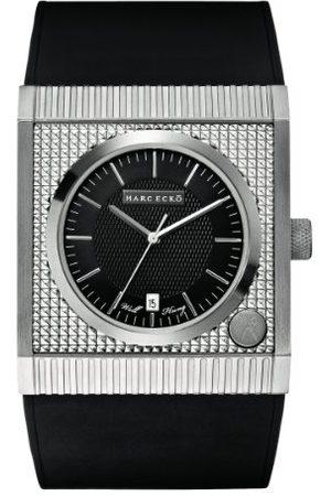 Marc Ecko Męski zegarek na rękę The Treasury analogowy kwarcowy silikon E13522G1