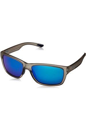 Smith Męskie okulary przeciwsłoneczne Harbour Z0 Fre 58, szare (Matt Grey/Ml. Blue)