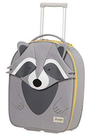 Samsonite Happy Sammies - Upright S bagaż dziecięcy, (Raccoon Remy) - 132073/8735