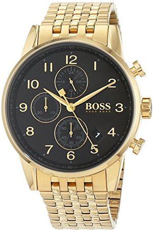 HUGO BOSS Męski zegarek kwarcowy z bransoletką 1513531