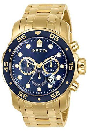 Invicta 0073 Pro Diver - Scuba męski zegarek stal szlachetna kwarcowy cyferblat