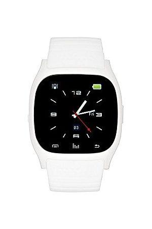 ECLOCK Unisex cyfrowy zegarek kwarcowy z gumową bransoletką EK-C2