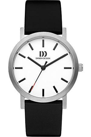 Danish Design Unisex zegarek na rękę IV12Q1108 analogowy kwarcowy skóra IV12Q1108