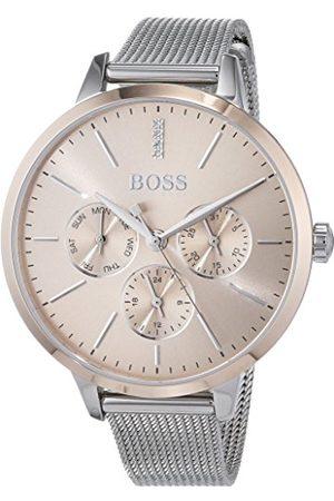 HUGO BOSS Unisex Multi tarcza kwarcowy zegarek z bransoletką ze stali szlachetnej 1502423