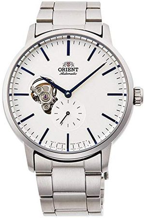 Orient Męski analogowy automatyczny zegarek z bransoletką ze stali szlachetnej RA-AR0102S10B
