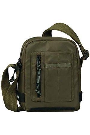 TOM TAILOR Męska torba Tacoma Cross bag, - khaki - S