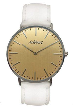 ARABIANS Męski analogowy zegarek kwarcowy ze skórzanym paskiem HAA2233D