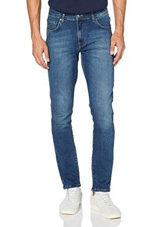 Hackett Męskie jeansy Vint Wsh Clc Denim Ns Straight