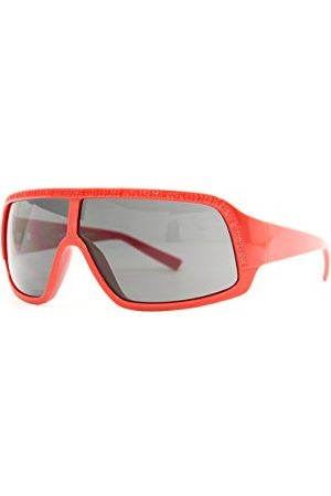 Bikkembergs Unisex BK-53405 okulary przeciwsłoneczne, czerwone (Rossol), 73