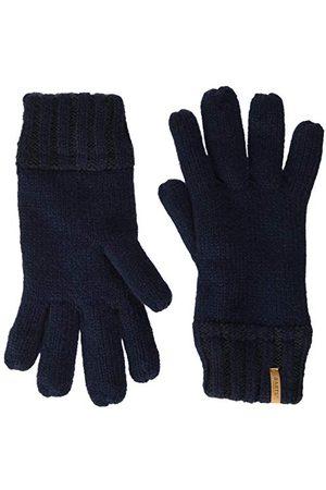 Barts Chłopięce Brighton Gloves Kids rękawiczki, niebieskie (Navy 0003), 80 (rozmiar producenta: 4)