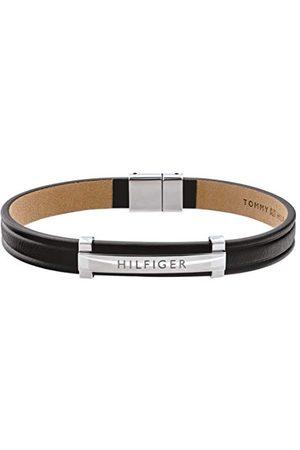 Tommy Hilfiger Męska biżuteria bransoletka 2790161, czarna
