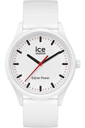 Ice-Watch ICE solar power Polar - zegarek męski/unisex z silikonowym paskiem - 017761 (Medium)