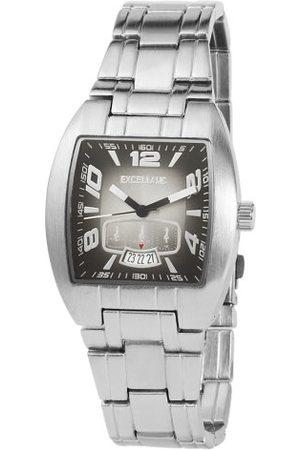 Excellanc Męski zegarek na rękę analogowy kwarcowy różne materiały 284021000127