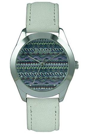 ARABIANS Męski analogowy zegarek kwarcowy ze skórzanym paskiem HBA2212D