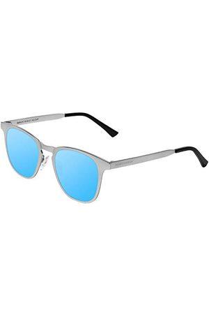 Northweek Unisex okulary przeciwsłoneczne dla dorosłych Regis Ice wielokolorowe (Silver Metal/Blue Polararized), 9.0