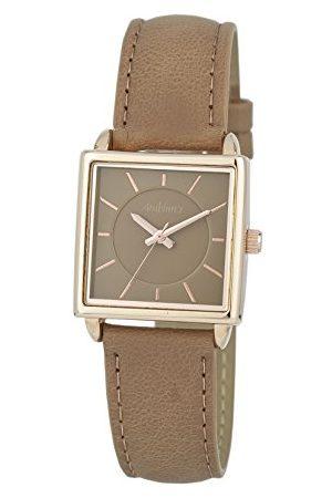 Arabians Męski analogowy zegarek kwarcowy ze skórzanym paskiem DBA2252M